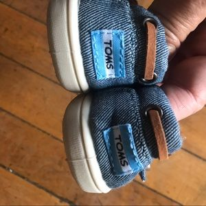 Toms Shoes - Toms, toddler 4